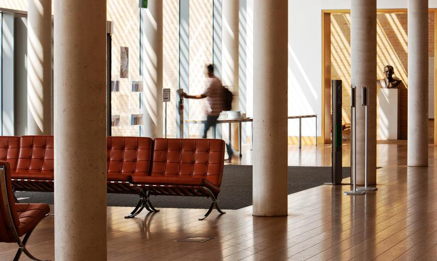 Foyer of Said Business School