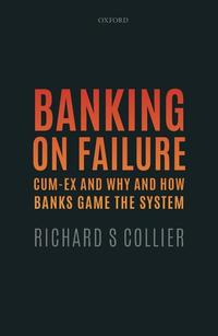banking on failure book cover