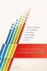 Taxing Profit in a Global Economy front cover